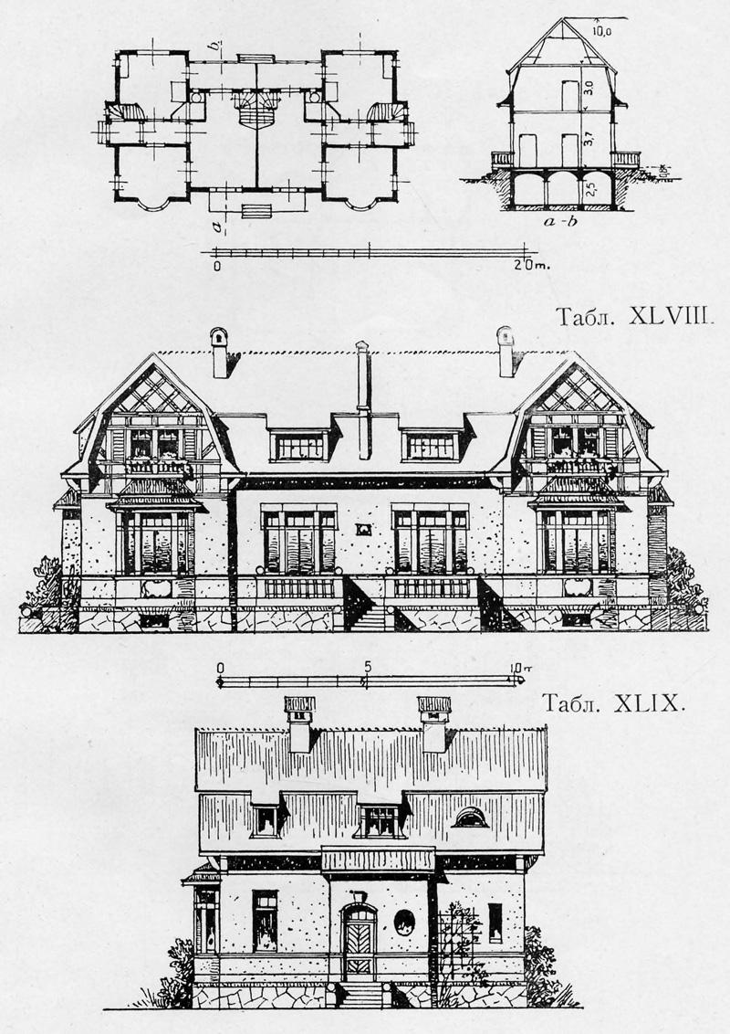 вл стори дешевые постройки дачная архитектура