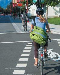 Проектирование городских велодорожек. Альпина нон-фикшн. 2015