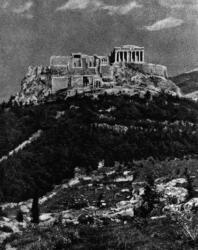 1. Вид на Акрополь I