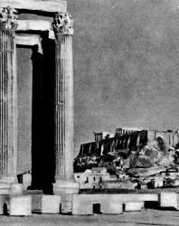 5. Вид на Акрополь IV