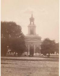 Фотоальбом с видами Новогергиевской корепости. 1884 г.