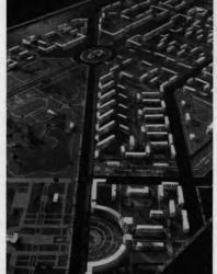 Проект планировки и застройки южной части Московского проспекта и въездной площади