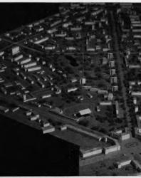Проект планировки и застройки жилого района вдоль 2-го Муринского проспекта