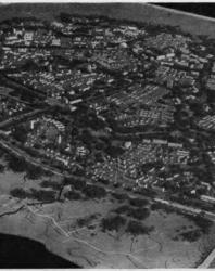 Экспериментальный проект планировки и застройки жилого района Горская в пригородной зоне