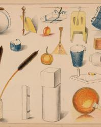 Азбука рисования. Курс графической грамотности. Малиновская В. (сост.). 1904