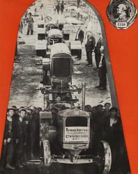 СССР строит социализм. Альбом. Художник: Эль Лисицкий. 1933