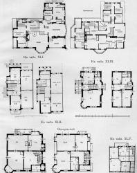 Иллюстрация из книги Стори В.Г. «Дачная архитектура за границей». 1913