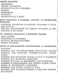 Справочник бригадира-садовода. Аграфенин Н.А., Зуев В.Ф., Калачкина Ф.Е. и др. 1989