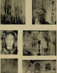 Фрески церкви Спаса Нередицы. Успенский А.И. 1910