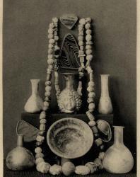 Каталог предметов стеклянного производства и живописи на стекле. Музей Центрального Училища технического рисования барона Штиглица. 1893