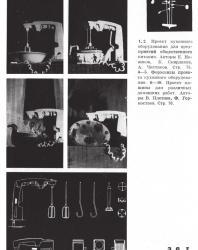 Художник в дизайне. Опыт работы Центральной учеьно-экспериментальной студии художественного проектирования на Сенеже