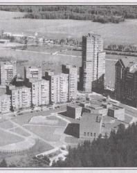Зеленоград. Жилой комплекс в 5-ом микрорайоне