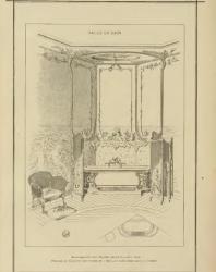 Art nouveau decoration & ameublement. Ch. Schmid, Paris. 1898