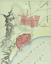 Баку. Атлас крепостей Российской империи