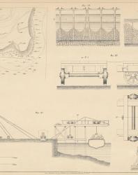 Основания и фундаменты. Чертежи. Карлович В.М. 1869. Лист 9