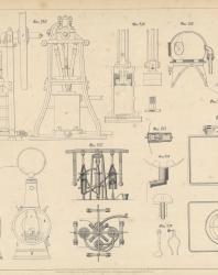 Основания и фундаменты. Чертежи. Карлович В.М. 1869. Лист 19