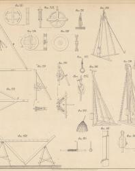 Основания и фундаменты. Чертежи. Карлович В.М. 1869. Лист 20