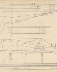 Основания и фундаменты. Чертежи. Карлович В.М. 1869. Лист 23