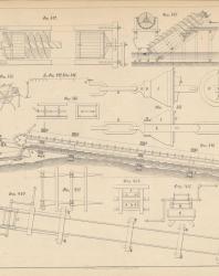 Основания и фундаменты. Чертежи. Карлович В.М. 1869. Лист 31