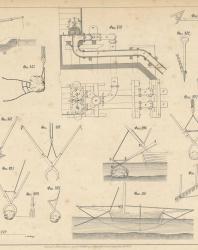 Основания и фундаменты. Чертежи. Карлович В.М. 1869. Лист 36
