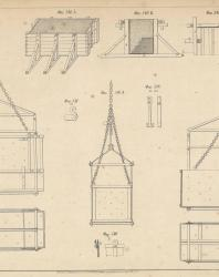 Основания и фундаменты. Чертежи. Карлович В.М. 1869. Лист 39