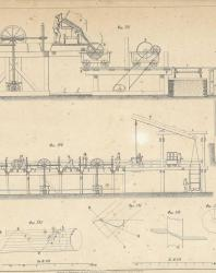 Основания и фундаменты. Чертежи. Карлович В.М. 1869. Лист 41