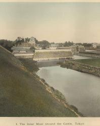 Famous Castles and Temples of Japan (Знаменитые замки и храмы Японии. Фотоальбом). K. Ogawa. 1895
