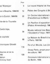 Le Corbusier: Complete Works. vol. 7: 1957-65