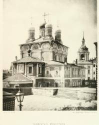 Москва. Соборы, монастыри и церкви. Том I. Кремль и Китай-город. Найденов Н.А. 1883