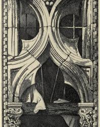 The Seven Lamps of Architecture. John Ruskin. 1889: VIII. Window from the Ca' Foscari, Venice