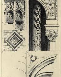 The Seven Lamps of Architecture. John Ruskin. 1889: XII. Fragments from Abbeville, Lucca, Venice, and Pisa
