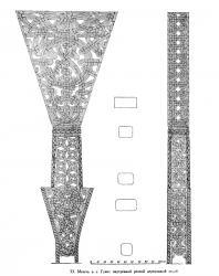Народная архитектура южного Дагестана. Табасаранская архитектура
