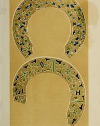 XVII. Венчики (XVI век). Русское искусство. Виолле-ле-Дюк Э.Э. 1879