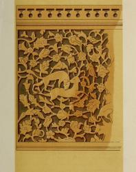 XIX. Трон царя Алексея Михайловича. Русское искусство. Виолле-ле-Дюк Э.Э. 1879