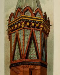 XXVI. Башня. Русское искусство. Виолле-ле-Дюк Э.Э. 1879