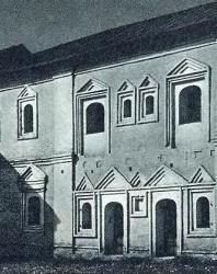 7. Ярославль. Спасо-Преображенский монастырь: Кельи (XVII в.)