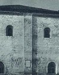 8. Ярославль. Спасо-Преображенский монастырь: Трапезная (XVI в.)