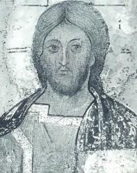 11. «Спас» — икона (XIII в.). Собрание Ярославского музея