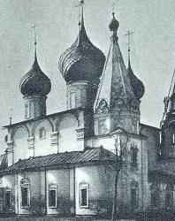 24. Ярославль. Храм Спаса на Городу (1672 г.)