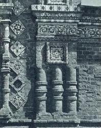 32. Ярославль. Храм Богоявления (1684 г.). Декор фасада
