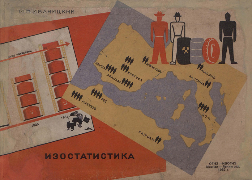 Изобразительная статистика и венский метод. Иваницкий И.П. 1932